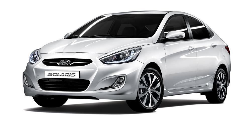 Автомобиль Hyundai